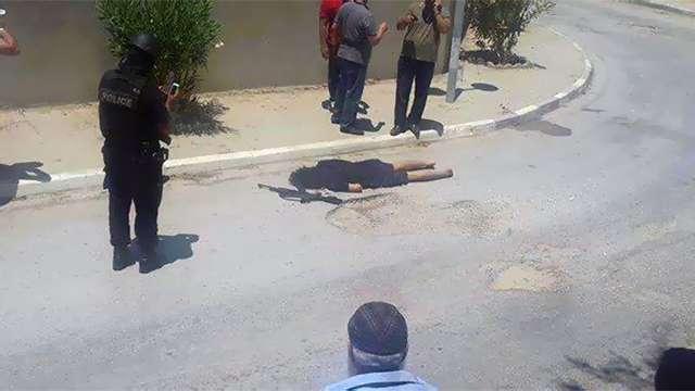 В Интернете появилось первое фото убитого в Тунисе террориста