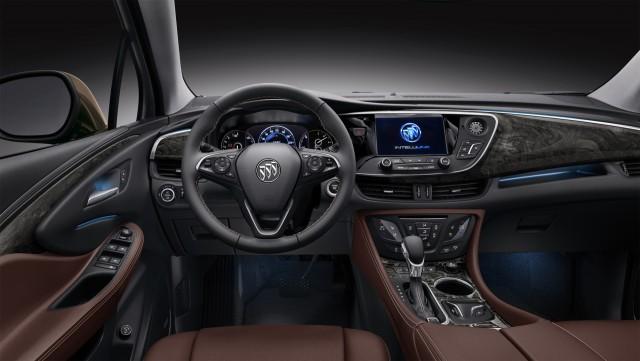 Buick Envision 2016: Дизайн, Особенности, Двигатель, Цена