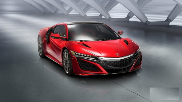 Acura NSX Type R 2017: Дизайн, Характеристики, Двигатель, Цена
