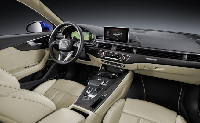 """Компания """"Ауди"""" представила новое поколение A4"""