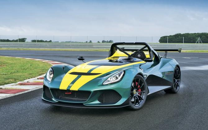 Lotus 3-Eleven: суперавто для трека и дороги