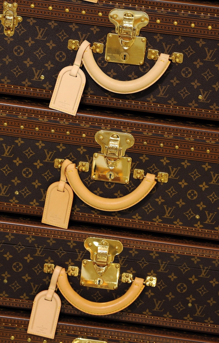 10 фактов о Louis Vuitton