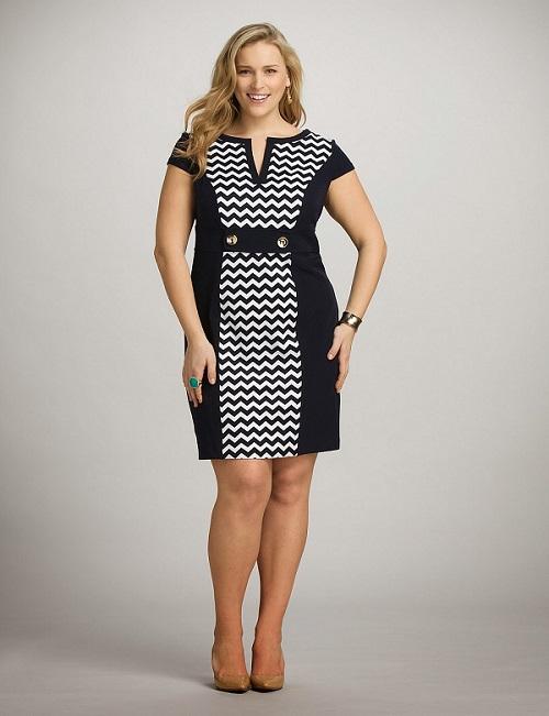 vestidos formales para gorditas (1)