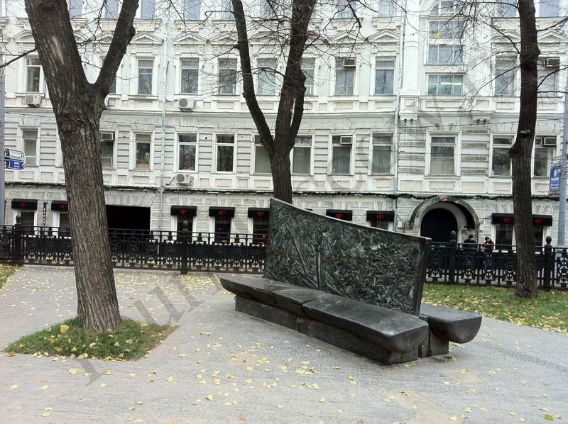 Гоголевский бульвар где находится