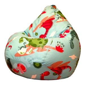 Детские кресла-мешки - альтернатива укачивающим приспособлениям