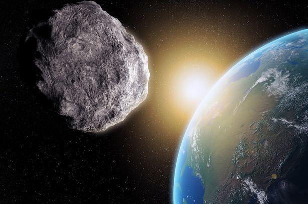 Near-Earth-asteroid