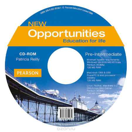 Купить New Opportunities. Education for life. Pre-Intermediate