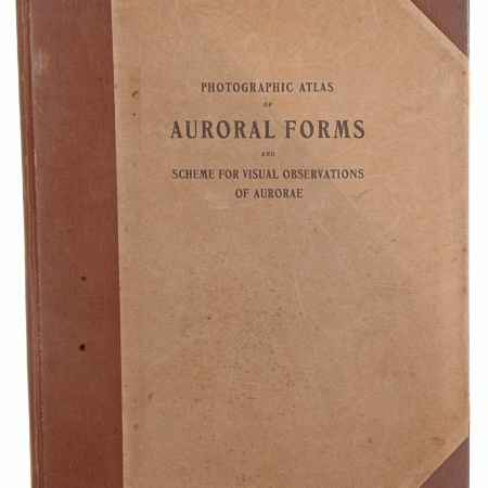 Купить Photographic Atlas of Auroral Forms and Scheme for Visual Observations of Aurorae