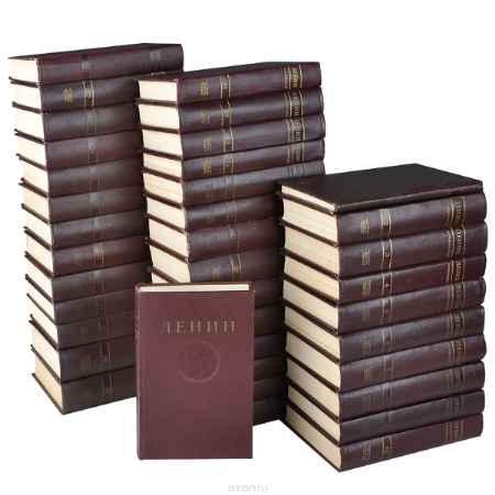 Купить Владимир Ленин Владимир Ленин. Сочинения в 37 томах + Алфавитный указатель (комплект из 38 книг)