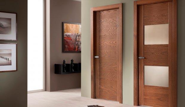 Преимущества ламинированных дверей