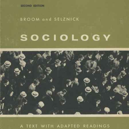 Купить Broom, Selznick Sociology