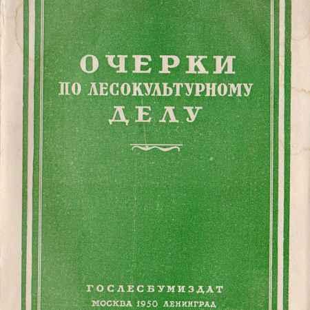 Купить Морозов Г.Ф. Очерки по лесокультурному делу