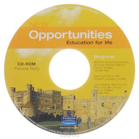 Купить New Opportunities. Education for life. Beginner