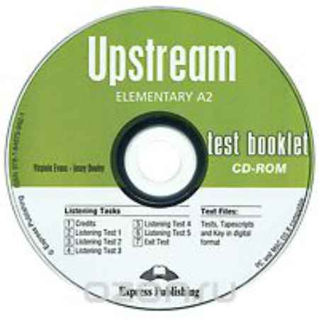 Купить Upstream Elementary A2: Test Booklet