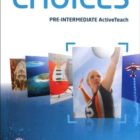 Купить Choices: Pre-Intermidiate: Active Teach