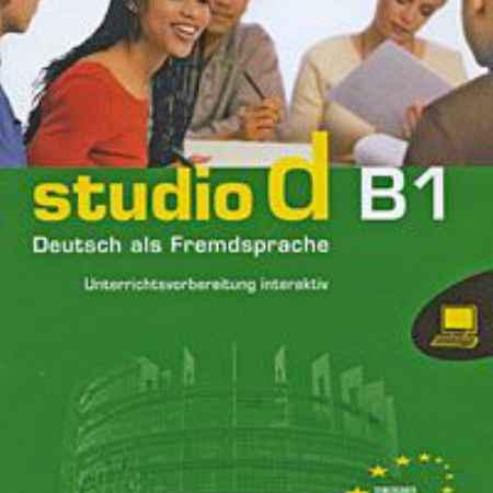 Купить Studio d B1: Deutsch als Fremdsprache. Unterrichtsvorbereitung interaktiv 1.00.00