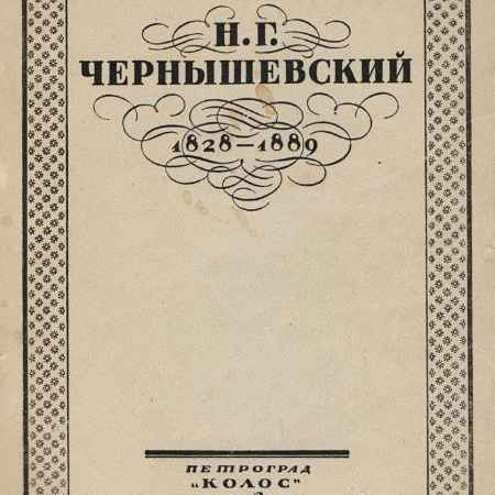 Купить Чешихин-Ветринский В.Е. Н. Г. Чернышевский (1828 - 1889)