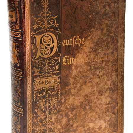Купить Robert Koenig История немецкой литературы