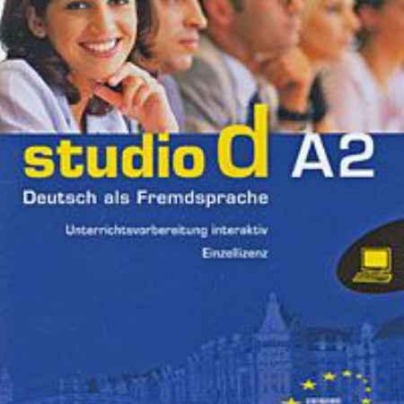 Купить Studio d A2: Deutsch als Fremdsprache. Unterrichtsvorbereitung interaktiv. Einzellizenz 1.00.00
