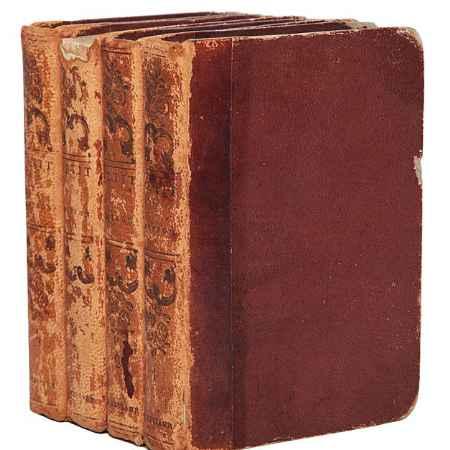 Купить Petit Buffon Натуральная история. Комплект из 4 книг