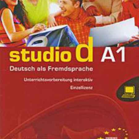 Купить Studio d A1: Deutsch als Fremdsprache. Unterrichtsvorbereitung interaktiv 1.01.00