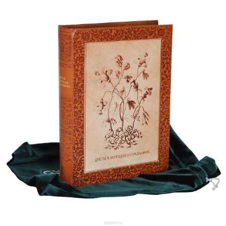Купить Н. Ф. Золотницкий Цветы в легендах и преданиях (подарочное издание)