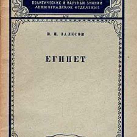 Купить В. И. Залесов Египет