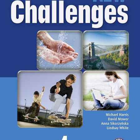 Купить New Challenges. Active Teach 4