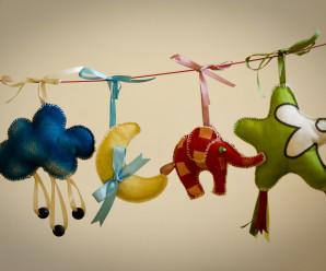 Как сделать детскую игрушку своими руками