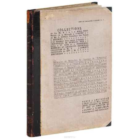 Купить Catalogue des riches Collections Numismatiques