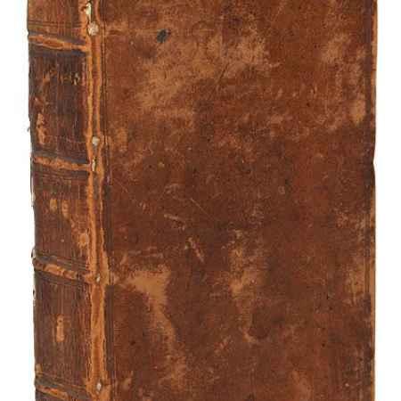 Купить Сочинения Евклида. В 2 частях. В одной книге. Издание 1678 года