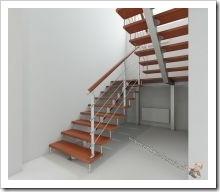 Виды балясин для лестниц