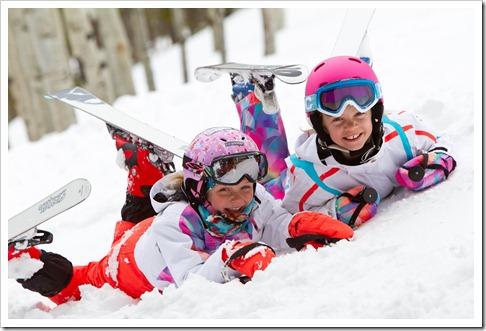 Критерии, по которым выбираются детские лыжи