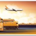 Преимущества использования мульмимодальных перевозок
