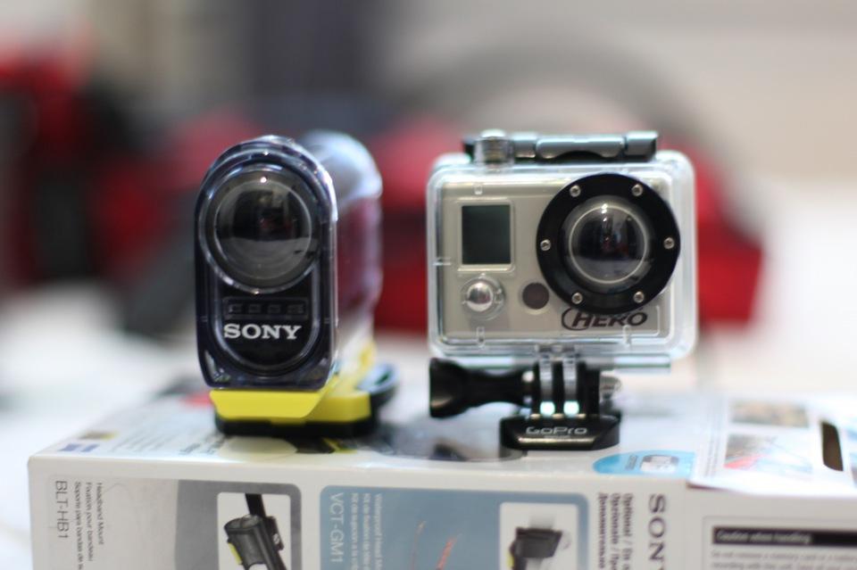 Что такое экшен камера