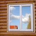 Как выбрать пластиковые окна для деревянного дома