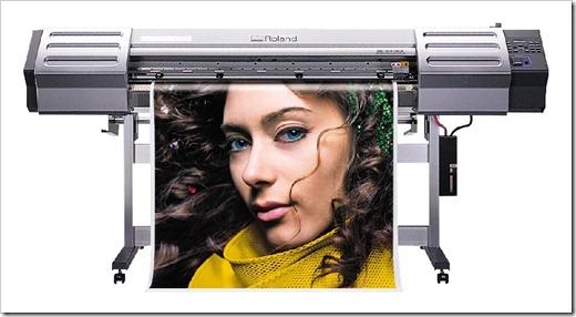 Классификация широкоформатной печати