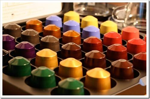 Главные преимущества использования капсульной кофемашины