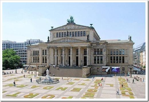 Берлинский концертный зал