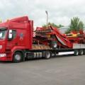 Как осуществляется перевозка негабаритных грузов