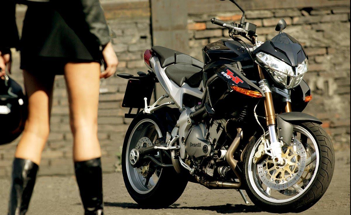 Как выбрать мотоцикл новичку