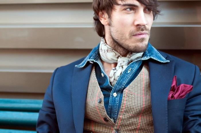 Стили мужской одежды