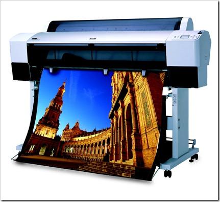 Широкоформатная печать для использования вне помещений
