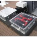 Тестирование подвески на люфт-детекторе