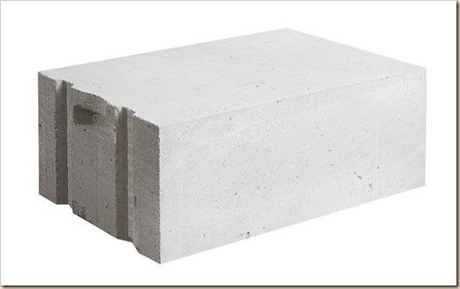 Классификация пенобетонных блоков