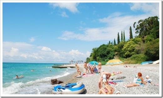 Почему отдыхать в Абхазии полезно?