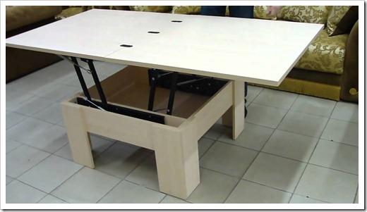 Сборка стола-трансформера и что для этого необходимо