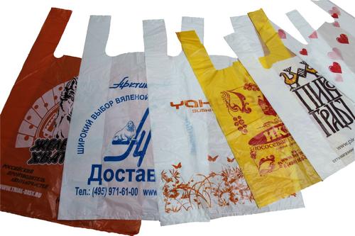 Как проходит изготовление полиэтиленовых пакетов с логотипом