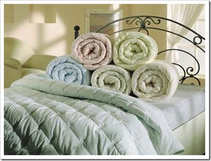 Как ухаживать за бамбуковым одеялом?