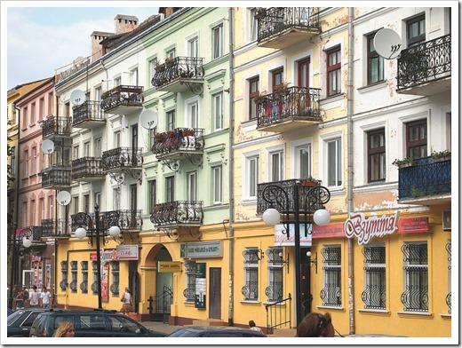 Аренда комнат в Ивано-Франковске.